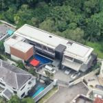 Jamie Chua's house