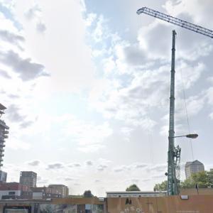 Aspen under construction (StreetView)