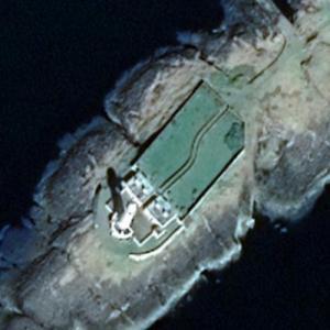 Lismore Island lighthouse (Google Maps)