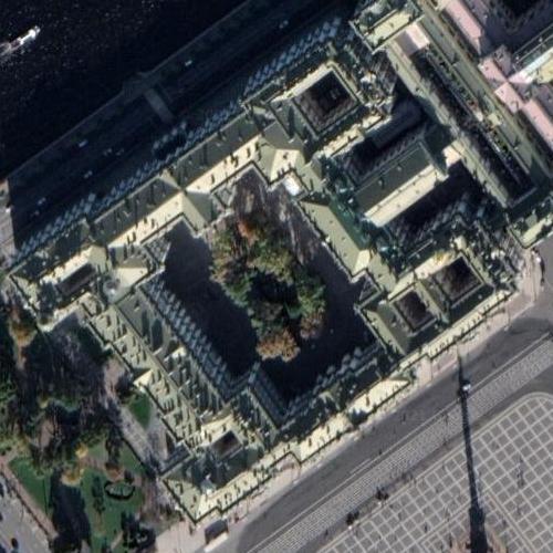 Winter Palace (Google Maps)