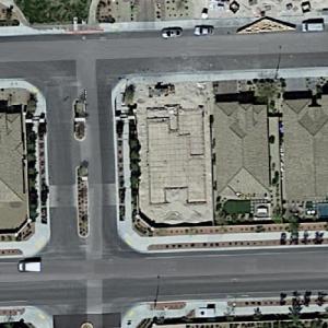"Ronnie ""The Limo Driver"" Mund's Las Vegas House (Google Maps)"