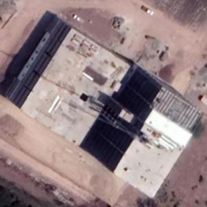 Hospital Mac under construction (Google Maps)