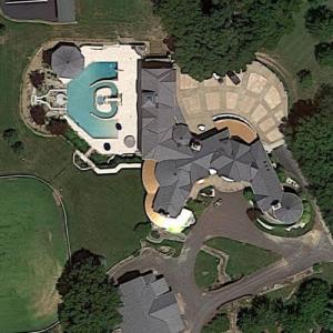Matt Bross' House (Google Maps)
