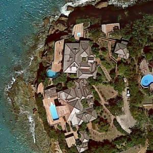 Giorgio Armani's House (Google Maps)