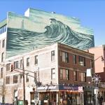The Jersey City Wave by Shepard Fairey