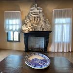 Inside Villa Capra La Rotonda