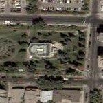 Central Park (Memorial Park), Calgary (Google Maps)