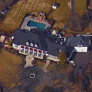 August Busch IV's House (Google Maps)