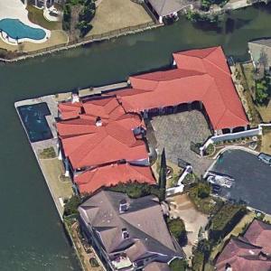Andy Roddick's House (former) (Google Maps)