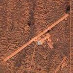 Jindalee Operational Radar Network (Hart's range receiver test bed) (Google Maps)