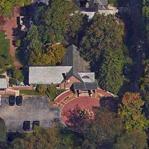 Indiana Governor's Mansion (Google Maps)