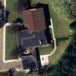 North Dakota Governor's Mansion (Google Maps)