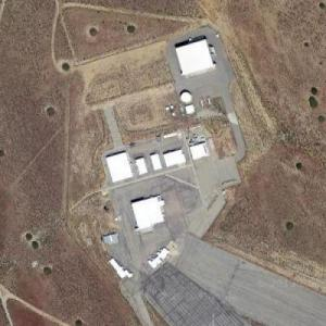 "Northrop ""Secret"" Research Facility (Google Maps)"