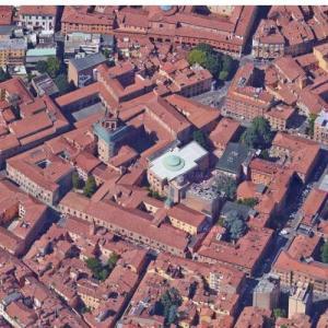 Università di Bologna (oldest university in the world) (Google Maps)