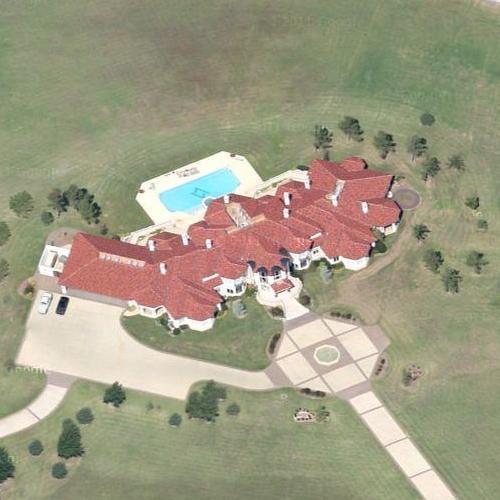 Garth Brooks & Trisha Yearwood's House (Google Maps)