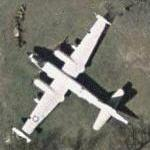 P-2 Neptune on static display (Google Maps)