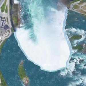 Niagara Falls (Google Maps)