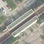 Railway Station Almere Muziekwijk