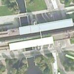 Railway Station Almere Parkwijk