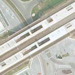 Railway Station Almere Oostvaarders