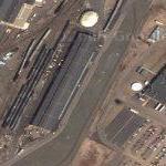 New Haven Railyards (Google Maps)