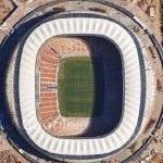 Soccer City (Google Maps)