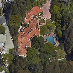 Priscilla Presley's House (Google Maps)