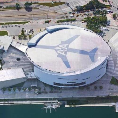 American Airlines Arena (Google Maps)