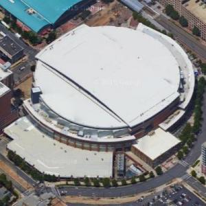 Spectrum Center (Google Maps)