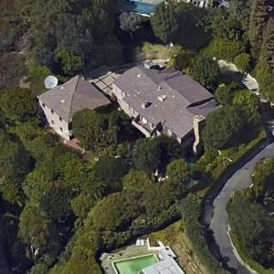 Jay Leno's House (Google Maps)