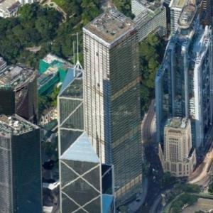 Cheung Kong Centre Building (283 meters) (Google Maps)