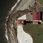 Alki Point Lighthouse (Google Maps)