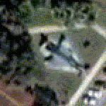 F-4 Phantom at Lackland AFB (Google Maps)