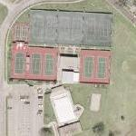 Querbes Clay Courts (Google Maps)