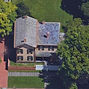 Abraham Lincoln's House (Google Maps)