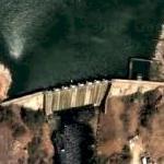 Lake Lawtonka Dam (Google Maps)