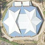Stars on Roof (Google Maps)