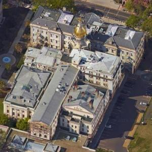 New Jersey State House (Google Maps)