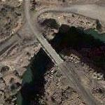 Fremont Canyon Bridge (Google Maps)