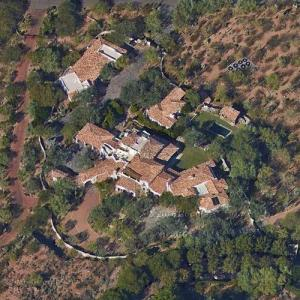 Bennett Dorrance's House (Google Maps)