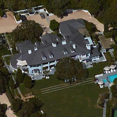 Colleges In Santa Barbara >> Rob Lowe's House (Former) in Montecito, CA (#3) - Virtual Globetrotting