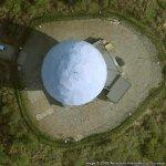 Observatory Dome (Google Maps)