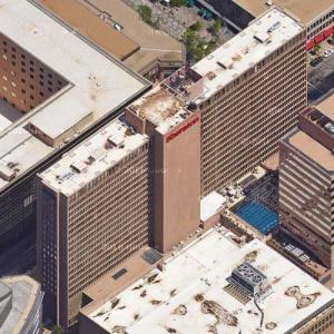 Sheraton Denver Downtown Hotel (Google Maps)