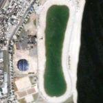 Piscinão de Ramos - Artificial Lake (Google Maps)