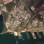 ENI Taranto Refinery (Censored in Local.Live) (Google Maps)