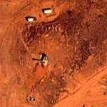 Sudanese hill-top radar site