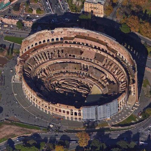 Colosseum (Google Maps)