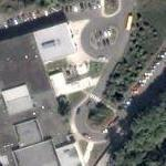 High Scool where 'John Tucker Must Die' was filmed (Google Maps)