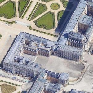 Palace of Versailles (Google Maps)