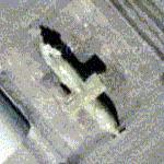 Part of a C-130 (Google Maps)